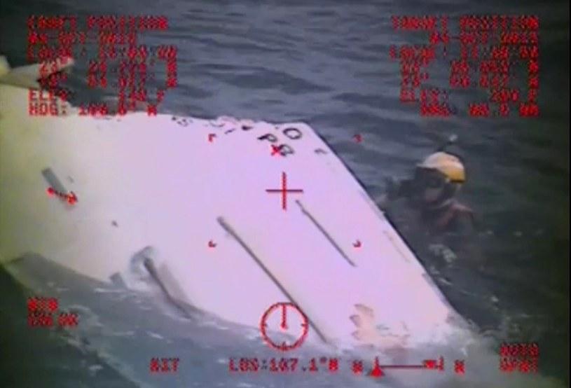 Wrak statku El Faro /US Coast Guard  /AFP
