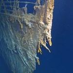 Wrak Titanica się rozpuszcza