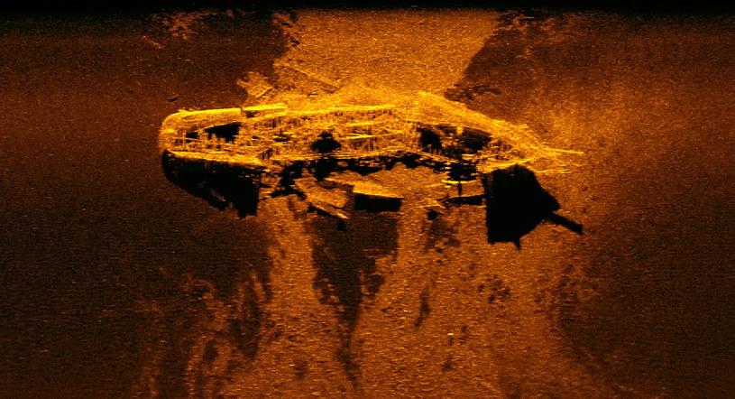 Wraki znaleziono już w 2015 roku podczas poszukiwań malezyjskiego Boeinga 777 /WESTERN AUSTRALIAN MUSEUM /PAP/EPA