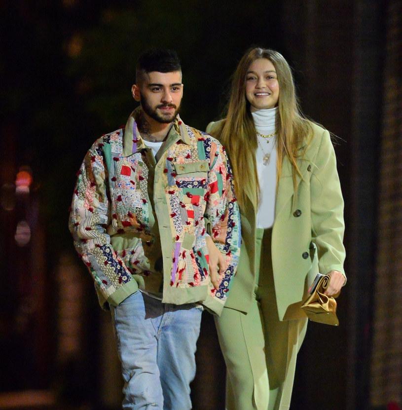 Wraz z końcem kwietnia świat mody zelektryzowała wiadomość o ciąży Gigi Hadid /ROBA, JUJU /East News