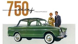 Wrażenia z jazdy nowoczesnymi samochodami: DAF 750