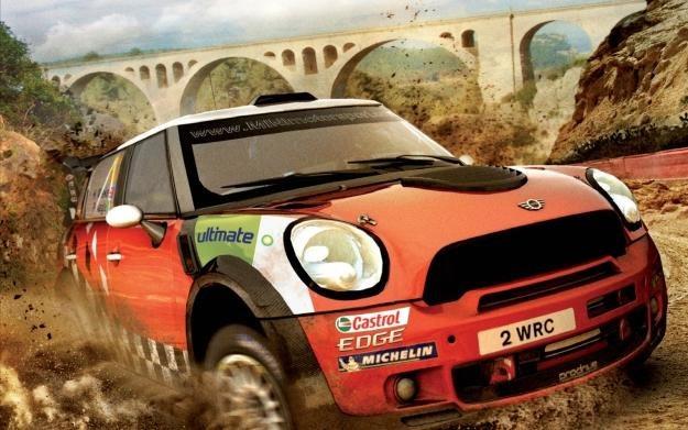 WRC 2 - motyw graficzny /Informacja prasowa