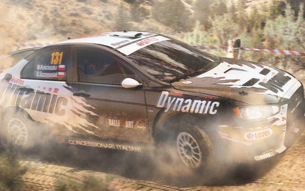 WRC 3 - motyw graficzny /