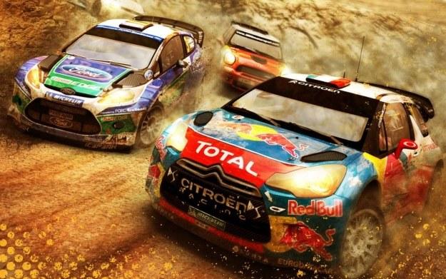 WRC Powerslide /materiały prasowe