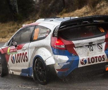 WRC: Robert Kubica wypadł z rajdu Monte Carlo!