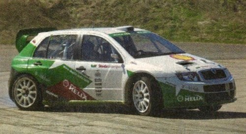 WRC /Motor