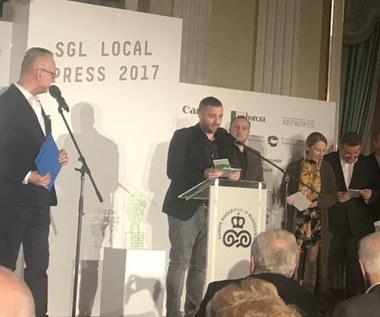 Wręczono nagrody Local Press 2017