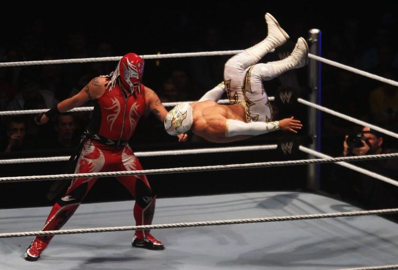 Wrestling to niesamowicie widowiskowy show /Getty Images/Flash Press Media
