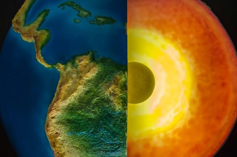 Wreszcie uda się zbadać płaszcz Ziemi? /123RF/PICSEL