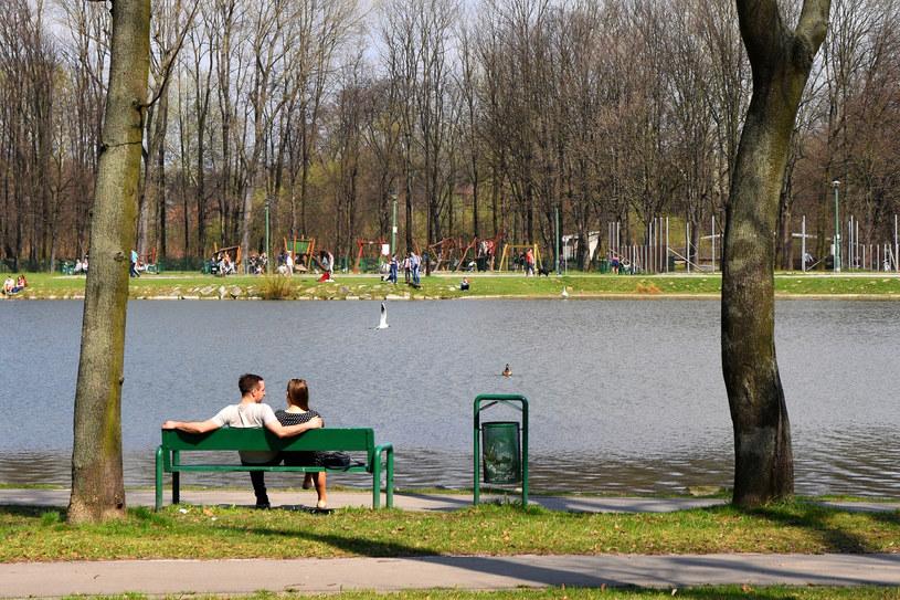 Wreszcie wiosna? /Jacek Boroń /Reporter
