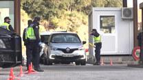 Wróciły kontrole graniczne. Hiszpańska i francuska policja zatrzymuje samochody