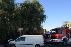 Wrocław: 4 osoby ranne w wypadku