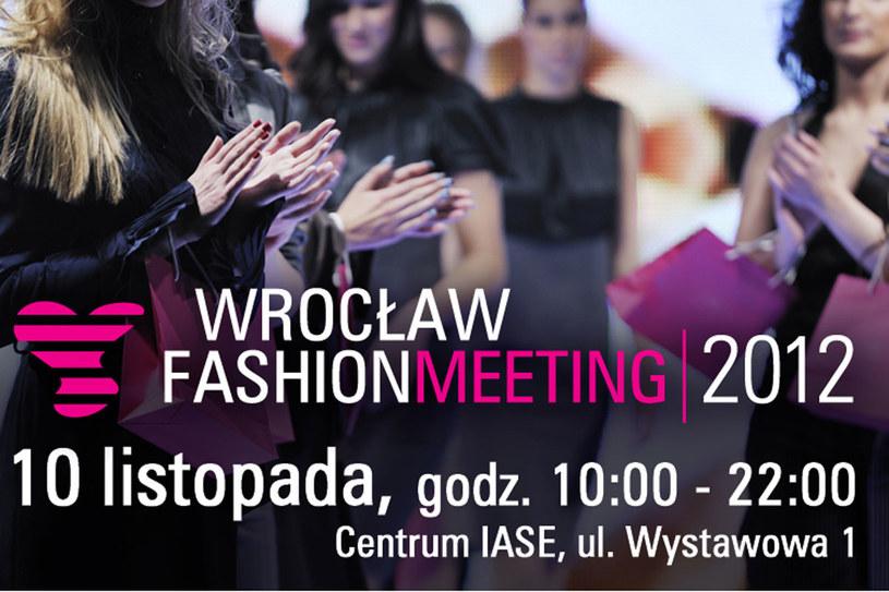 Wrocław Fashion Meeting /Styl.pl/materiały prasowe