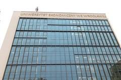 Wrocław: Koniec modernizacji budynku Uniwersytetu Ekonomicznego