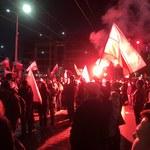 Wrocław: Marsz Polski Niepodległej rozwiązany ze względu na bezpieczeństwo