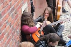Wrocław: Próba pobicia Gitarowego Rekordu Guinnessa zakończona niepowodzeniem