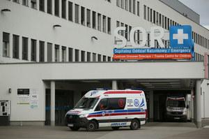 Wrocław: Problemy z tlenem. Szpital wstrzymuje przyjmowanie chorych na COVID-19