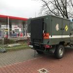 Wrocław: Przy stacji benzynowej znaleziono niewybuch