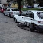Wrocław: Są zarzuty dla mężczyzny, który uszkodził osiem aut
