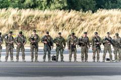 Wrocław: Spotkanie z żołnierzami wojsk specjalnych