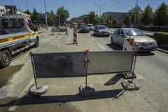 Wrocław: Sprzątanie skutków awarii wodociągowej