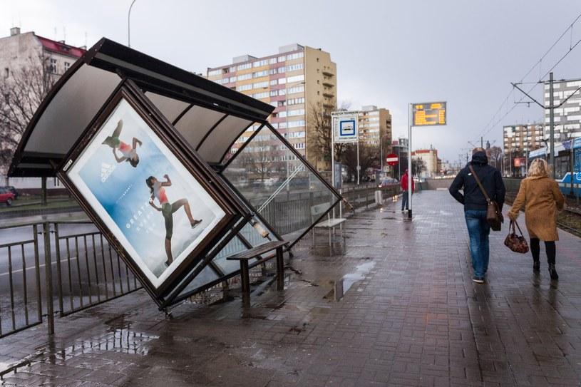 Potężne wichury przeszły nad Polską. Blisko tysiąc interwencji