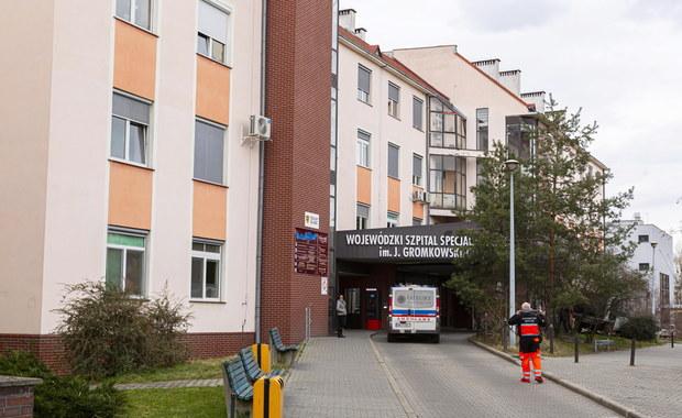 Wrocław: Zarażona koronawirusem kobieta przebywa w kwarantannie