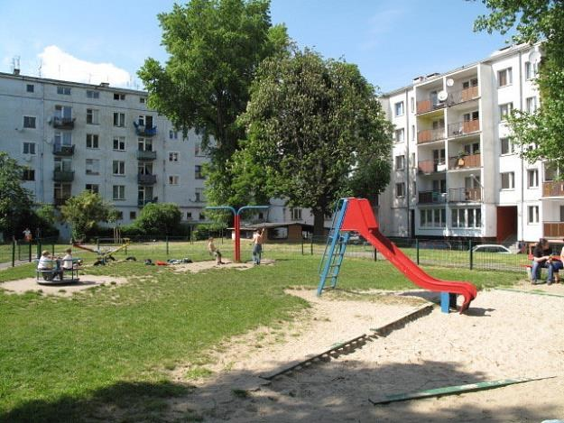 Wrocławianie stawiają na place zabaw /RMF