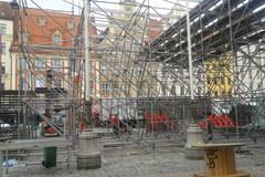 Wrocławska Strefa Kibica znika z Rynku