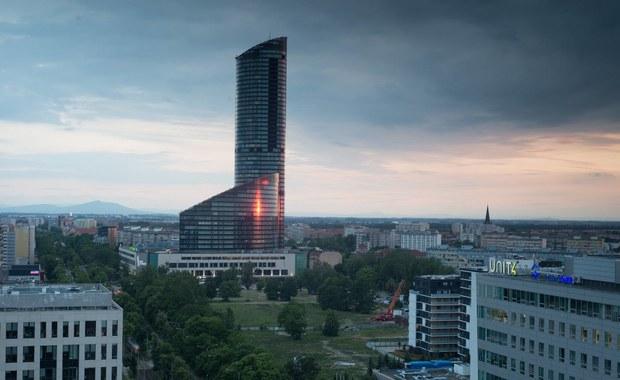 Wrocławski Sky Tower. Najwyższy budynek mieszkalny w Polsce
