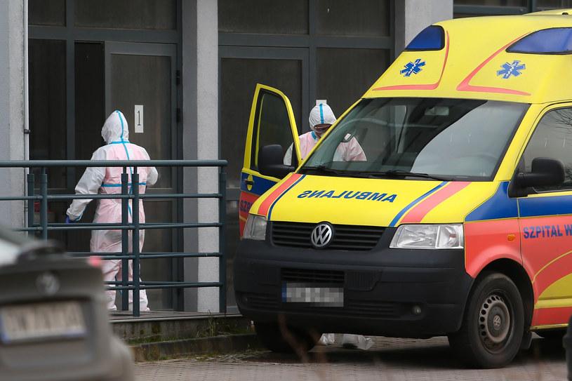 Wrocławski szpital zakaźny /PAWEL RELIKOWSKI/POLSKAPRESS /East News