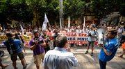Wrzenie w Grecji, trwa 24-godzinny strajk