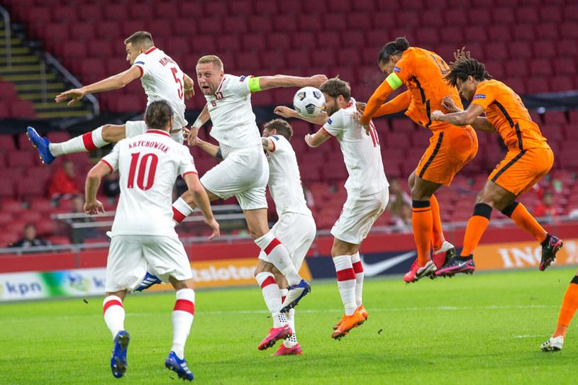 Wrześniowy mecz z Holandią w Lidze Narodów był pierwszym etapem długich przygotowań do finałów ME /East News /East News
