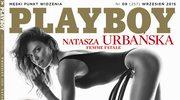 Wrześniowy Playboy: Zmysłowa Natasza Urbańska