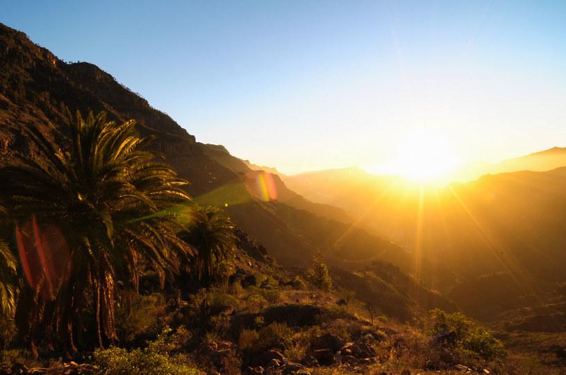 Wschód słońca na Teneryfie /123RF/PICSEL