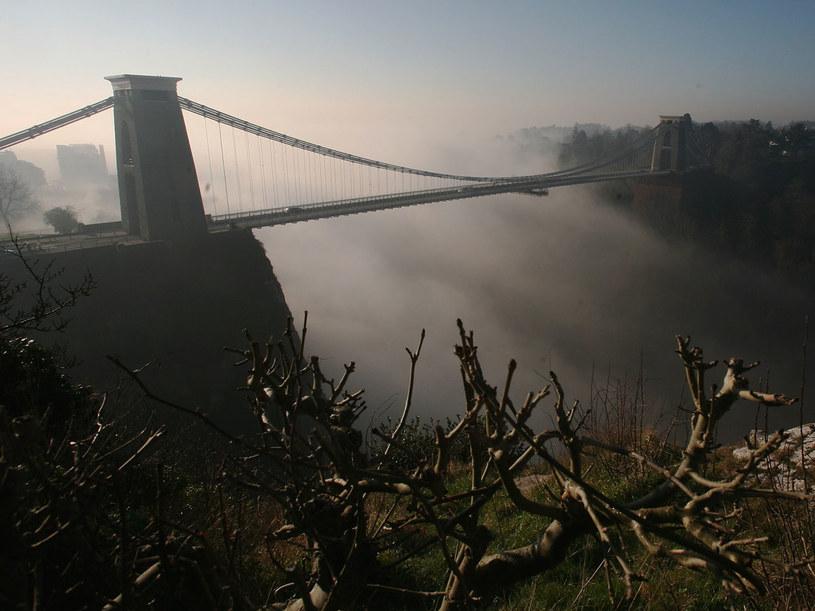 Wschód słońca w Bristolu  /Getty Images/Flash Press Media