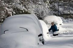 Wschodnie stany USA toną w śniegu