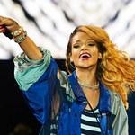 Wściekła Rihanna na plaży: Jak zwierzę w klatce!