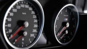 Wskazania prędkościomierza