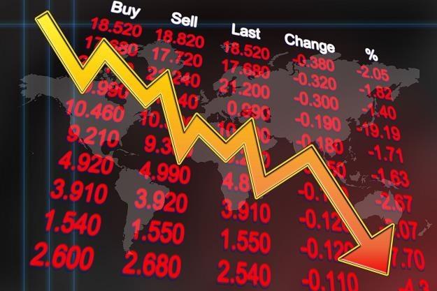 Wskaźnik giełdy w Szanghaju SCI spadł o 8,7 proc., najmocniej od 2007 r /©123RF/PICSEL