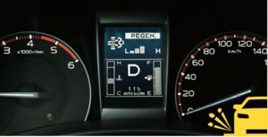 wskaźniki /Motor