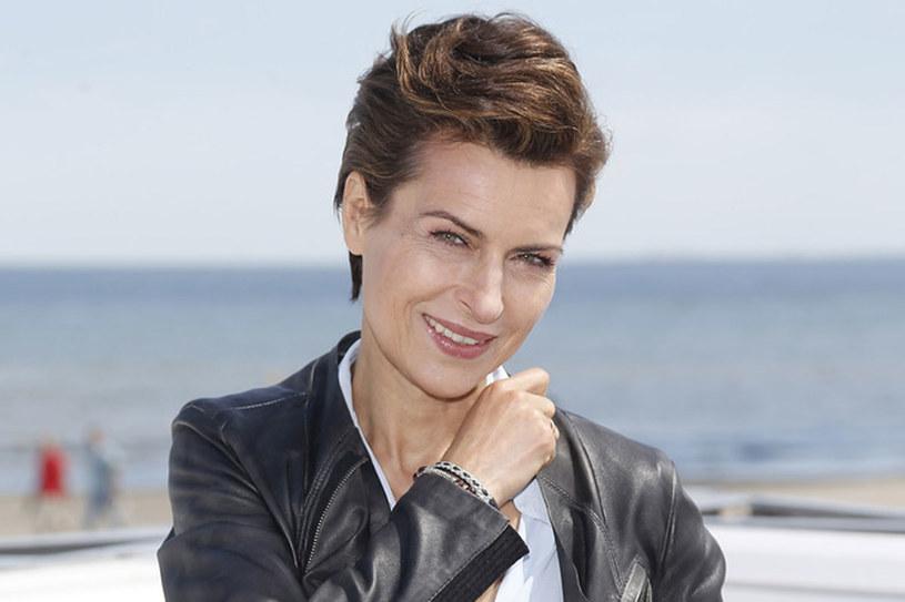Wspaniała aktorka, mądra kobieta, kochająca matka. /Podlewski /AKPA