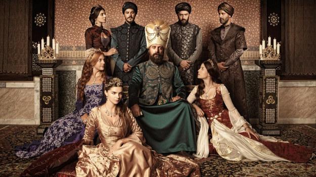 """""""Wspaniałe stulecie"""" sprawiło, że w Turcji zapanowała moda na opowieści czerpiące z bogatej historii państwa osmańskiego. /materiały prasowe"""