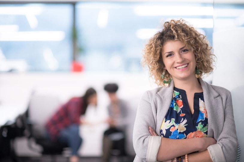 Wspierający pracodawca to dla wielu kobiet szansa na rozwój zawodowy /123RF/PICSEL