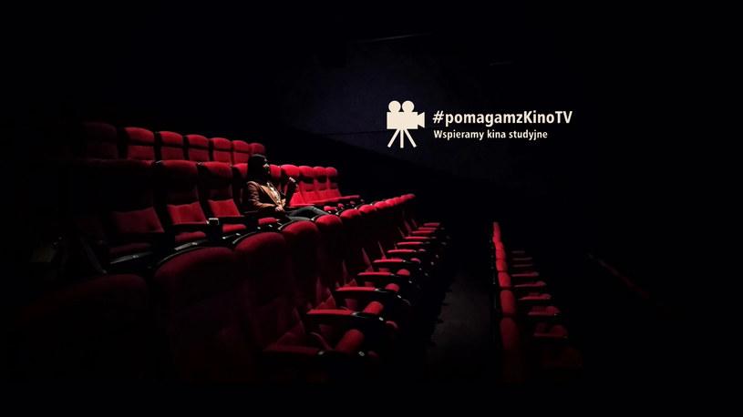 Wspierajmy kina studyjne /materiały prasowe