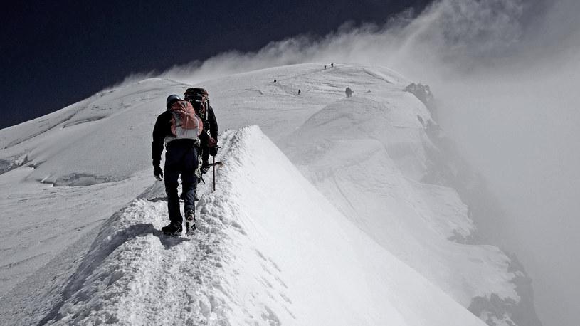 Wspinaczka na Mount Everest, zdjęcie ilustracyjne /sindret /123RF/PICSEL