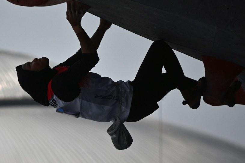 Wspinaczka /AFP