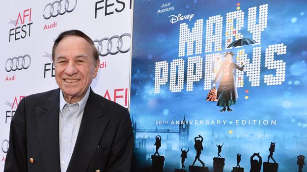 "Współautor muzyki do ""Mary Poppins"", Richard Sherman - fot. Alberto E. Rodriguez /Getty Images/Flash Press Media"