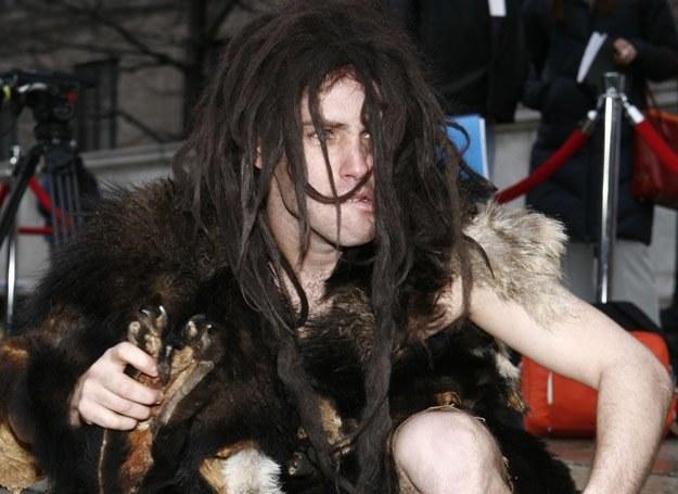Współczesna wariacja nt. neandertalczyka. A może tak wyglądałyby międzygatunkowe krzyżówki? /Getty Images/Flash Press Media