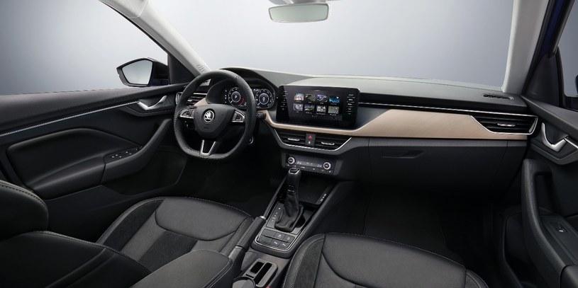 Współczesne auta naszpikowane są elektroniką i  czujnikami / fot. ŠKODA /materiały promocyjne